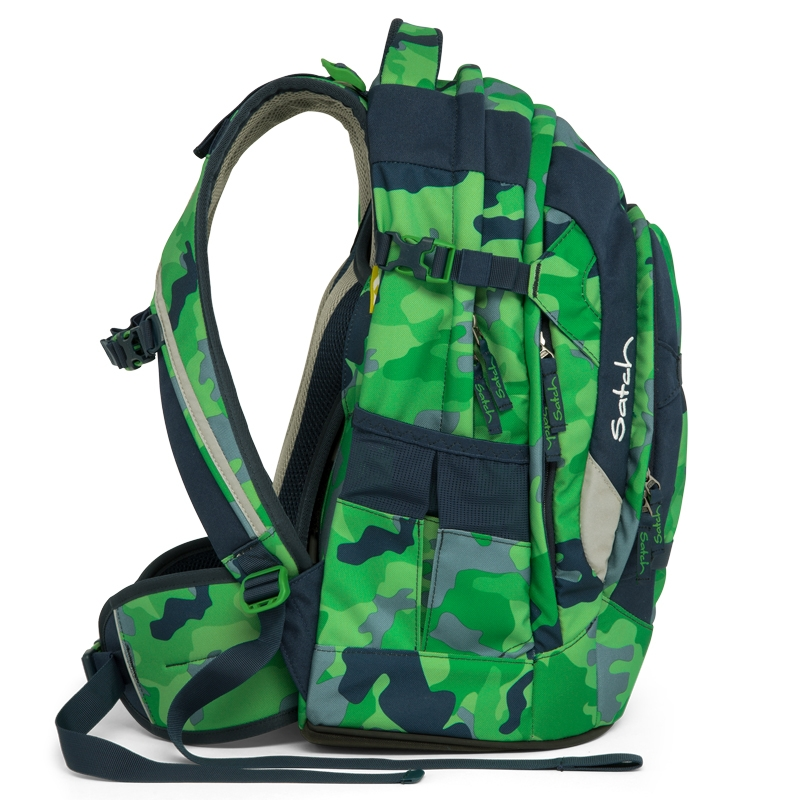 Satch Pack - hátizsák - Green Camou - 4