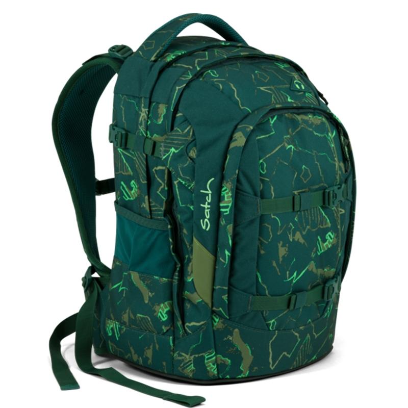 Satch Pack - hátizsák - Green Compass - 0