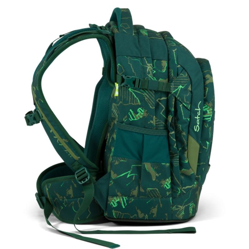 Satch Pack - hátizsák - Green Compass - 1