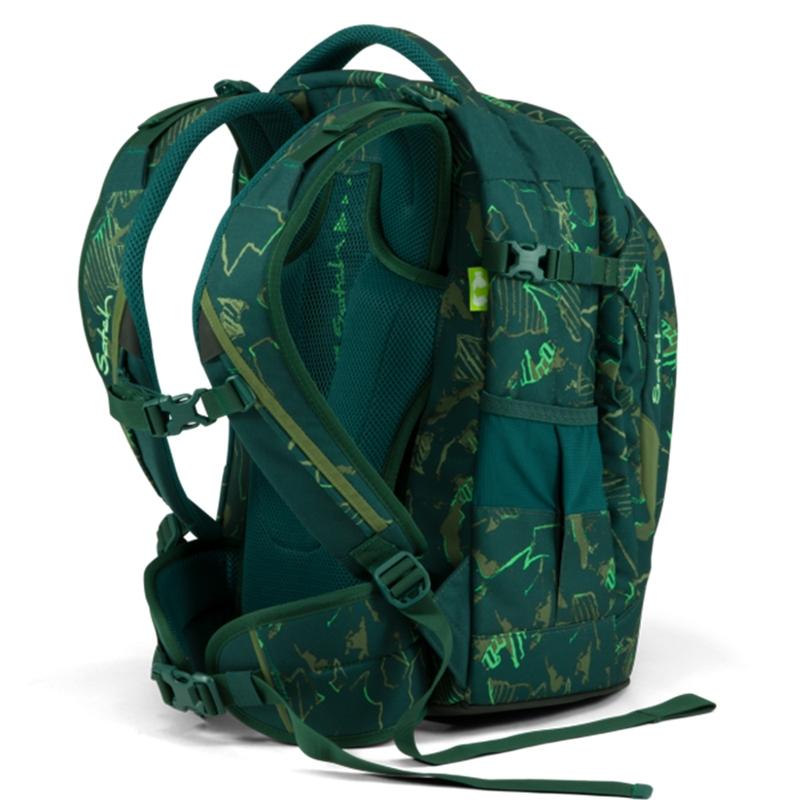 Satch Pack - hátizsák - Green Compass - 2