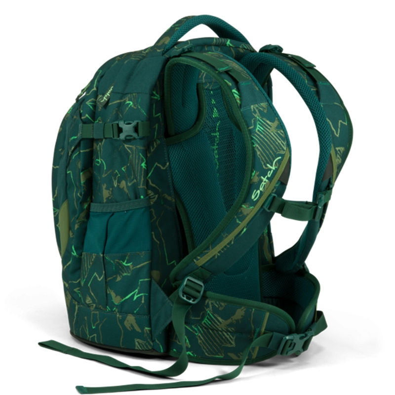 Satch Pack - hátizsák - Green Compass - 4