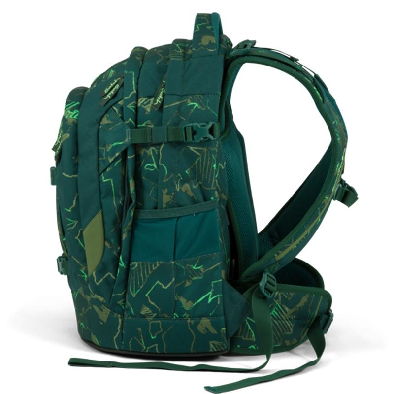 Satch Pack - hátizsák - Green Compass - 5