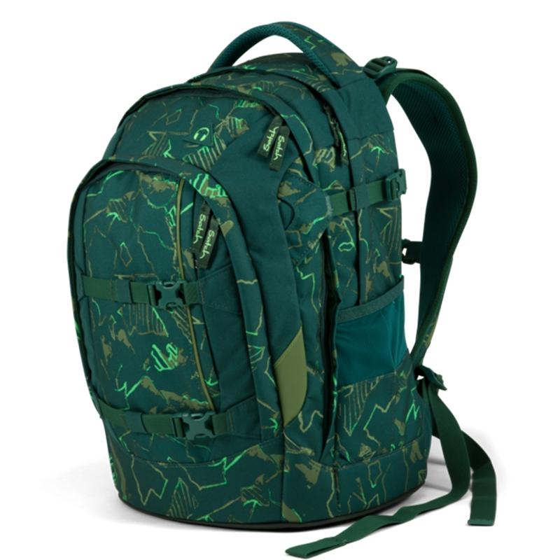 Satch Pack - hátizsák - Green Compass - 6