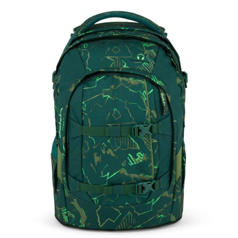 Satch Pack - hátizsák - Green Compass - 7