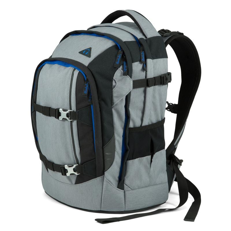 Satch Pack - hátizsák - Grey Ray - 0