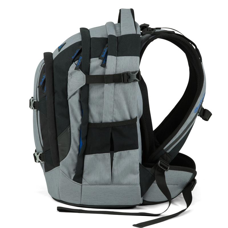 Satch Pack - hátizsák - Grey Ray - 1