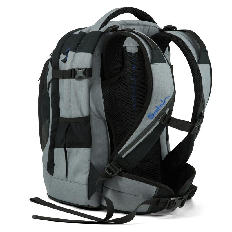 Satch Pack - hátizsák - Grey Ray - 2