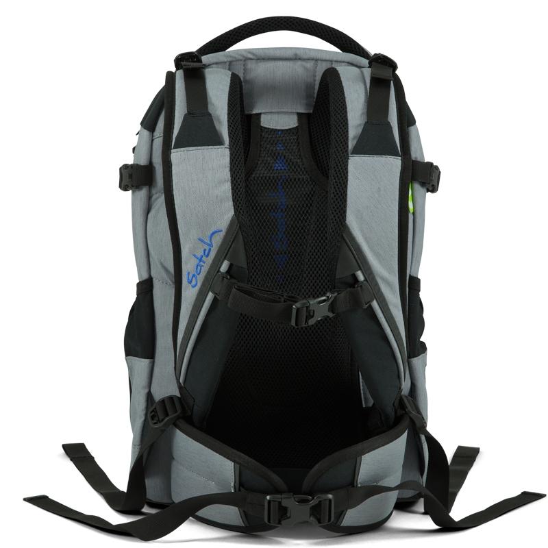 Satch Pack - hátizsák - Grey Ray - 3