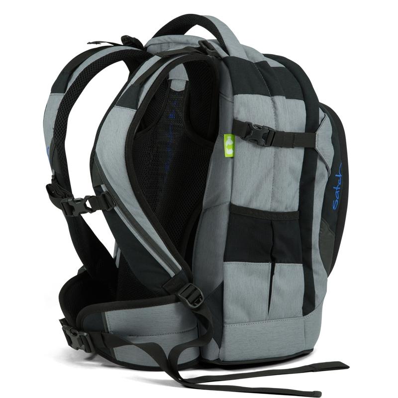 Satch Pack - hátizsák - Grey Ray - 4