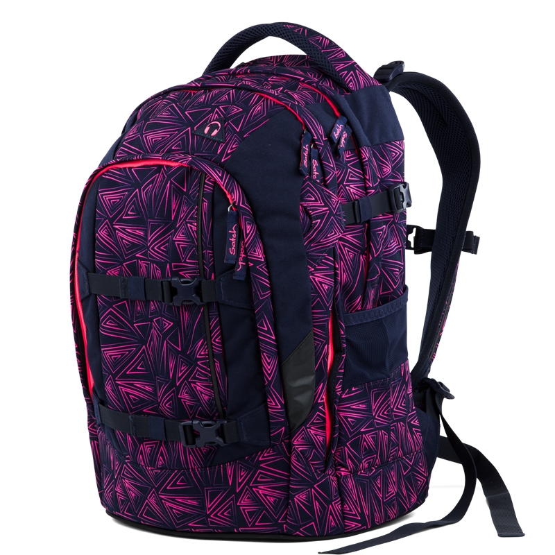 Satch Pack - hátizsák - Pink Bermuda - 0