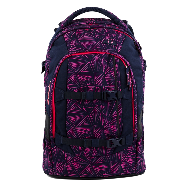 Satch Pack - hátizsák - Pink Bermuda - 7