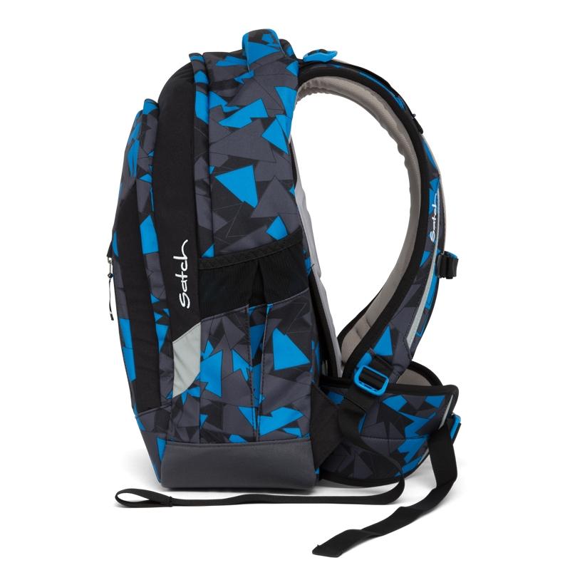 Satch Sleek - hátizsák - Blue Triangle   - 1