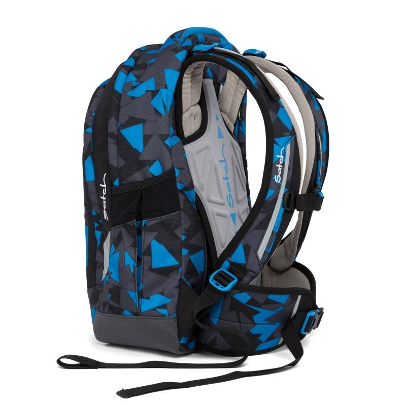 Satch Sleek - hátizsák - Blue Triangle   - 2