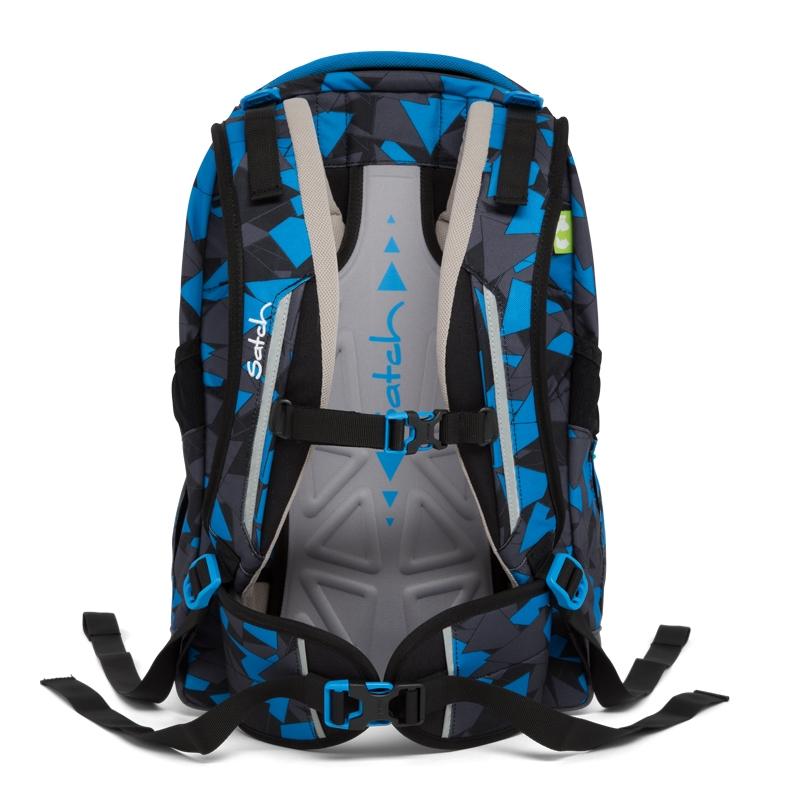 Satch Sleek - hátizsák - Blue Triangle   - 3