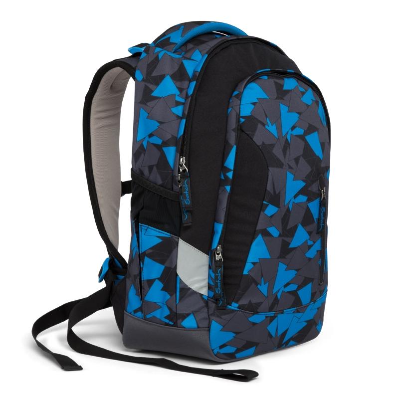 Satch Sleek - hátizsák - Blue Triangle   - 4