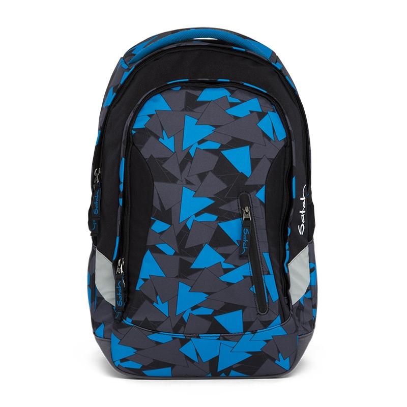 Satch Sleek - hátizsák - Blue Triangle   - 5