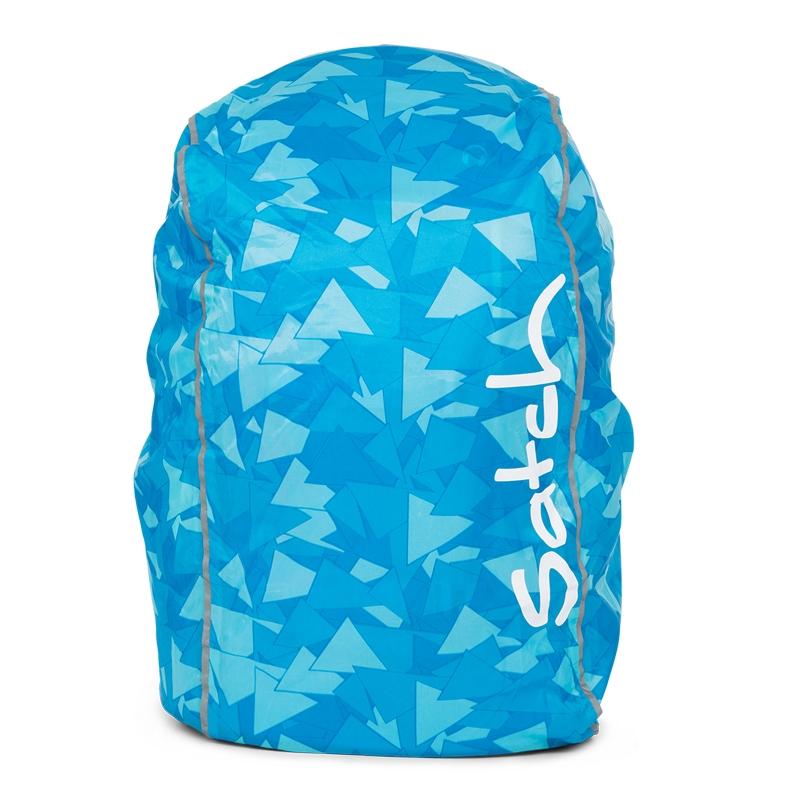 Satch táska esővédő - kék - 0