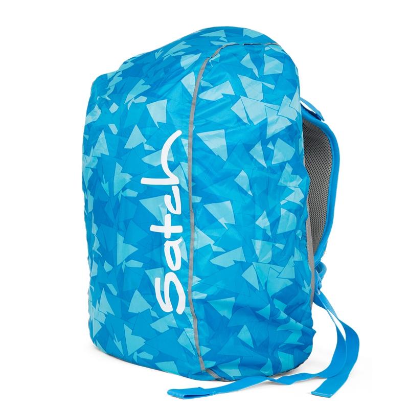 Satch táska esővédő - kék - 1