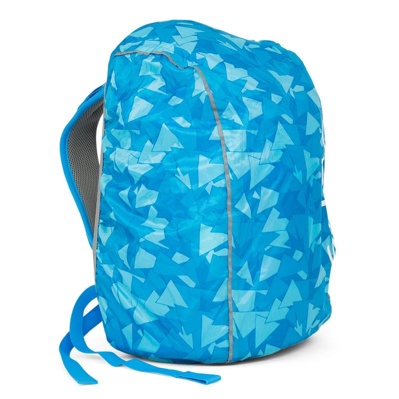 Satch táska esővédő - kék - 2