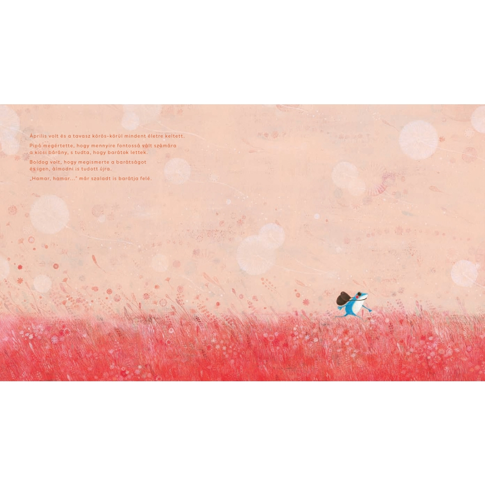 Satoe Tone: Pipó utazása - 1