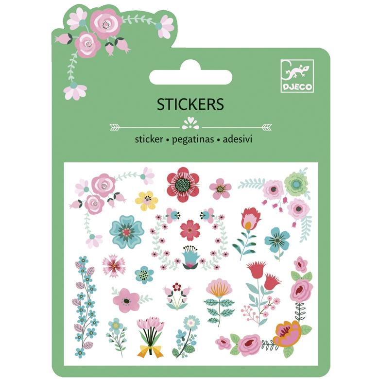 Mini matrica - Kis virágok - Small flowers - 0