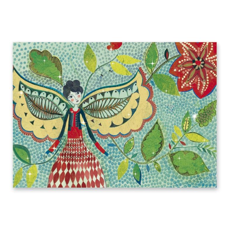 Fémfóliás színezés - Szentjánosbogarak - Fireflies - 4