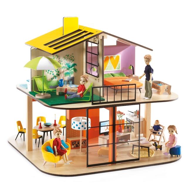Színes babaház - Colour house (House sold empty) - 0