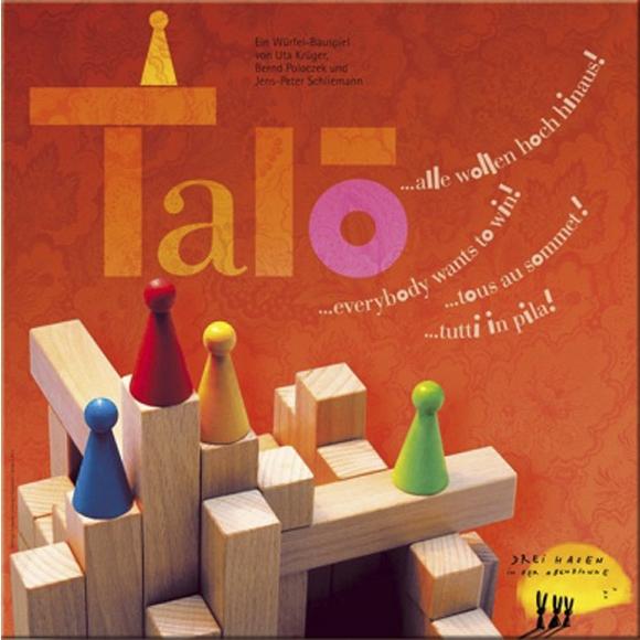 Társasjáték - Talo - 0