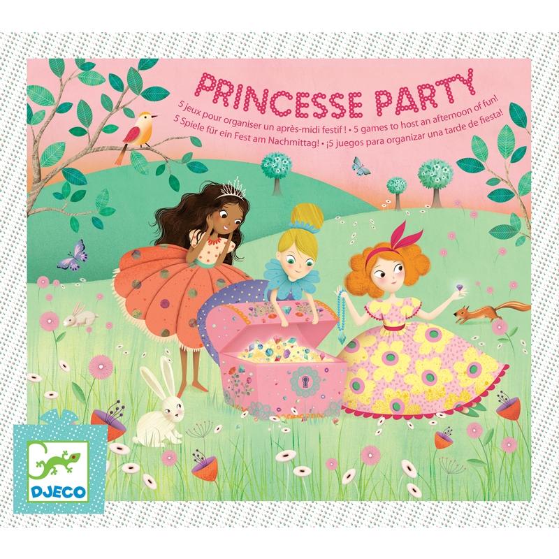 Társasjáték - Hercegő party - Princesse Party - 0