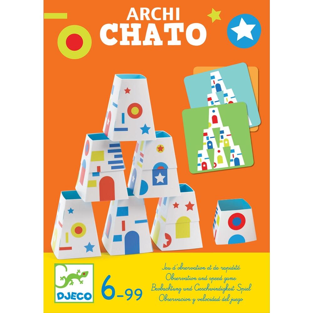 Társasjáték - Tükörépítő - Archichato - 0