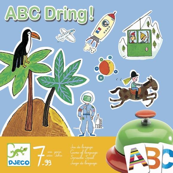Társasjáték - Csingi-lingi ABC - ABC Dring  - 0