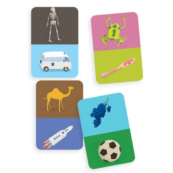 Mini utazó játék - Kérdezz-Felelek - Teki  - 1
