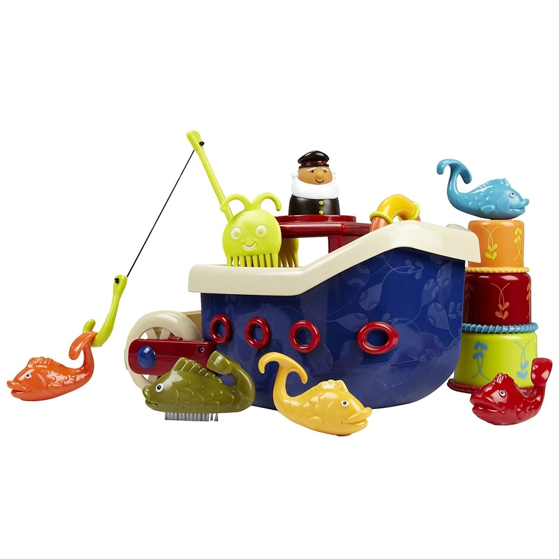 Tengerész halászhajó szett - 3