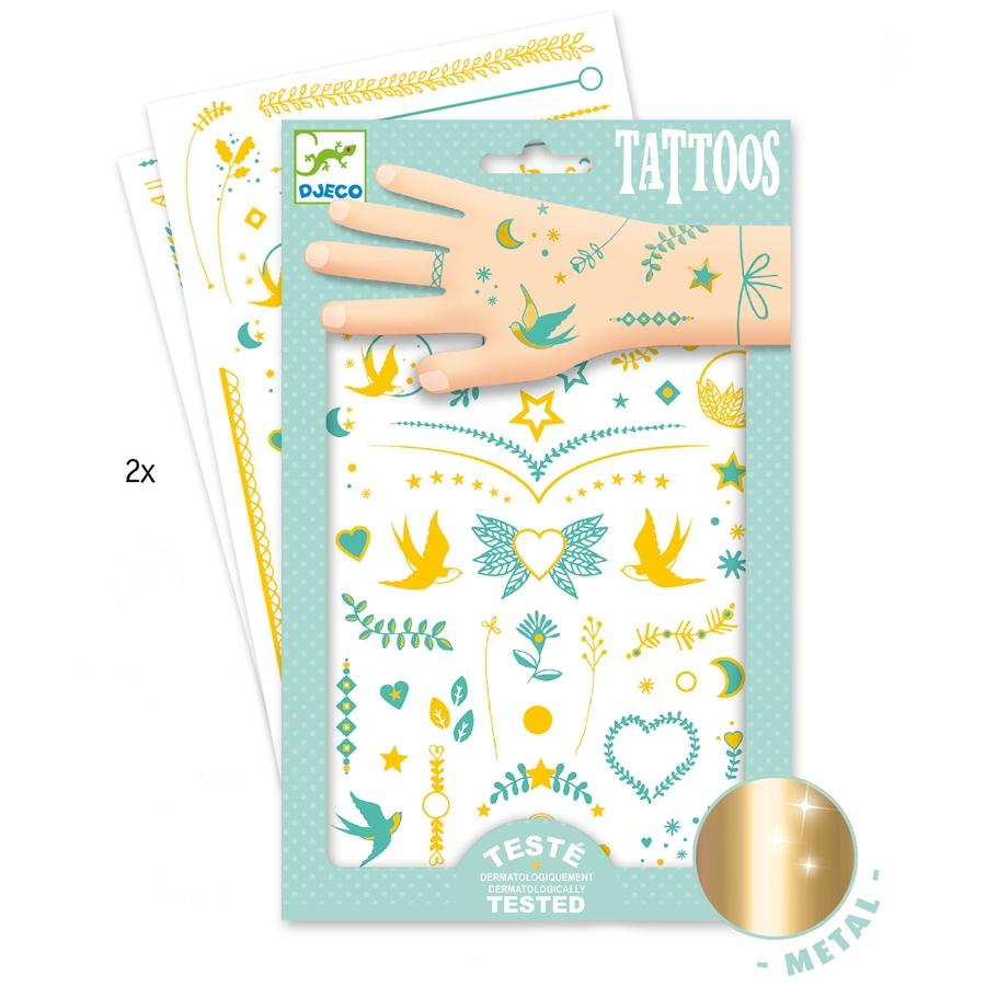 Tetováló matricák - Lili ékszerei - Lily's jewels - 0