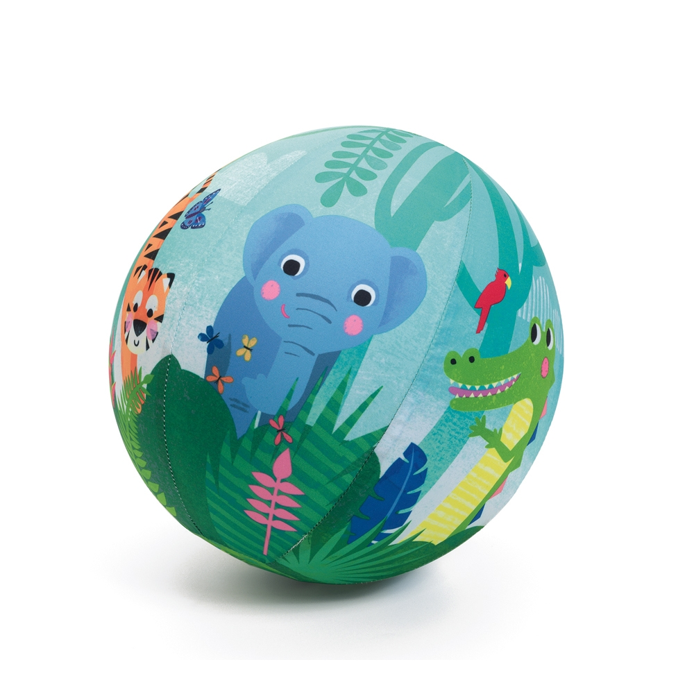 Textilhuzat lufira - Jungle ball - 23 cm - 0
