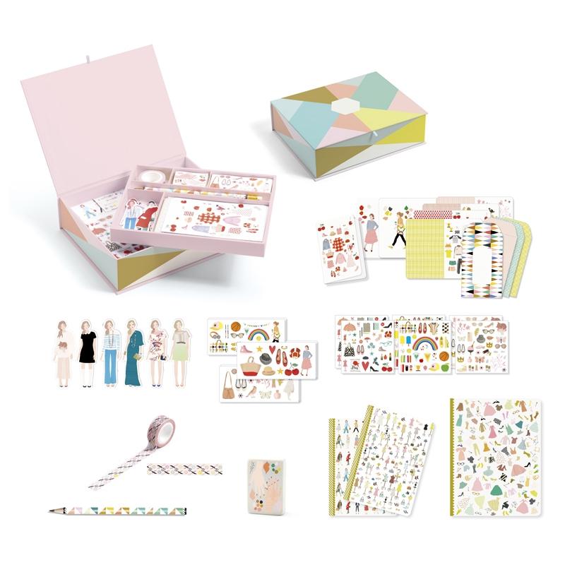 Irodaszer készlet - Tinou box set - 1