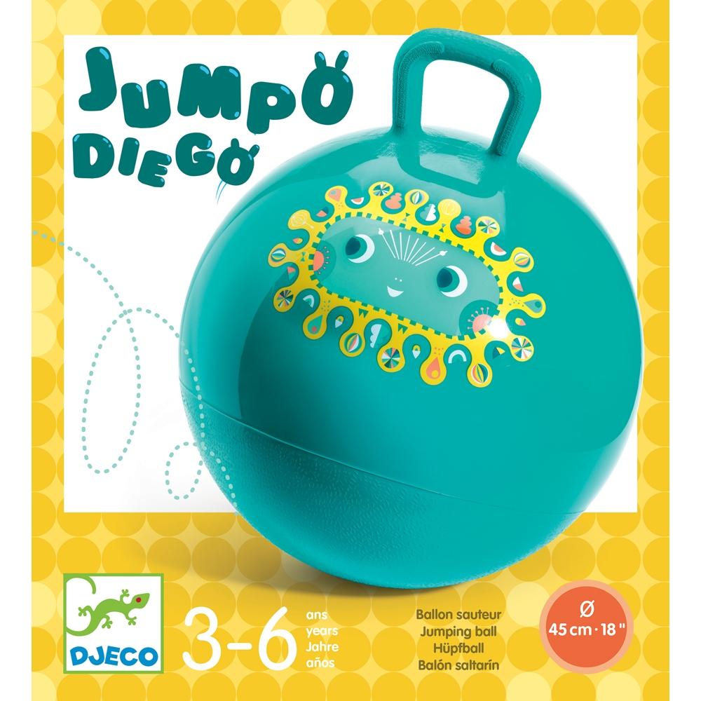Ugrálólabda - Jumpo Diego - Jumpo Diego - 0