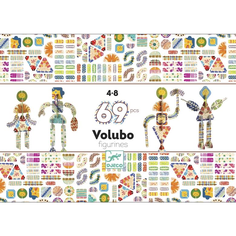 Építőjáték - Volubo figurák - Figurines - 0