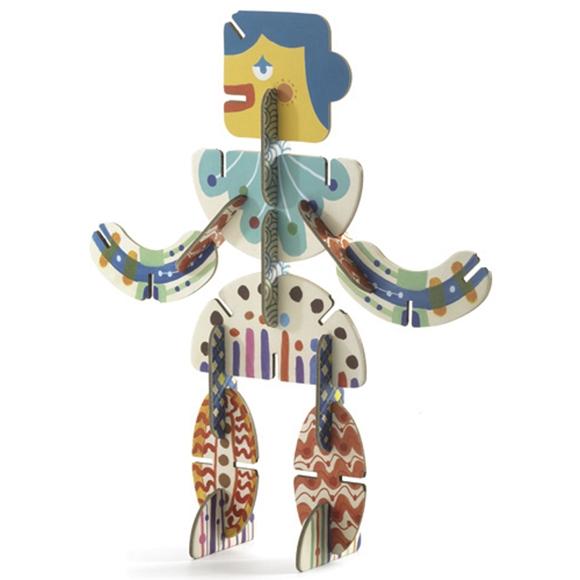 Építőjáték - Volubo figurák - Figurines - 1