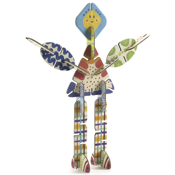Építőjáték - Volubo figurák - Figurines - 2