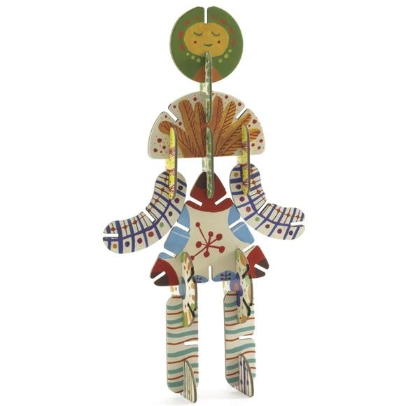 Építőjáték - Volubo figurák - Figurines - 3