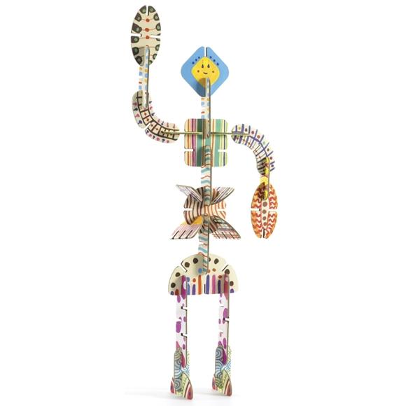 Építőjáték - Volubo figurák - Figurines - 5