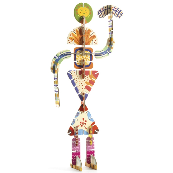 Építőjáték - Volubo figurák - Figurines - 6