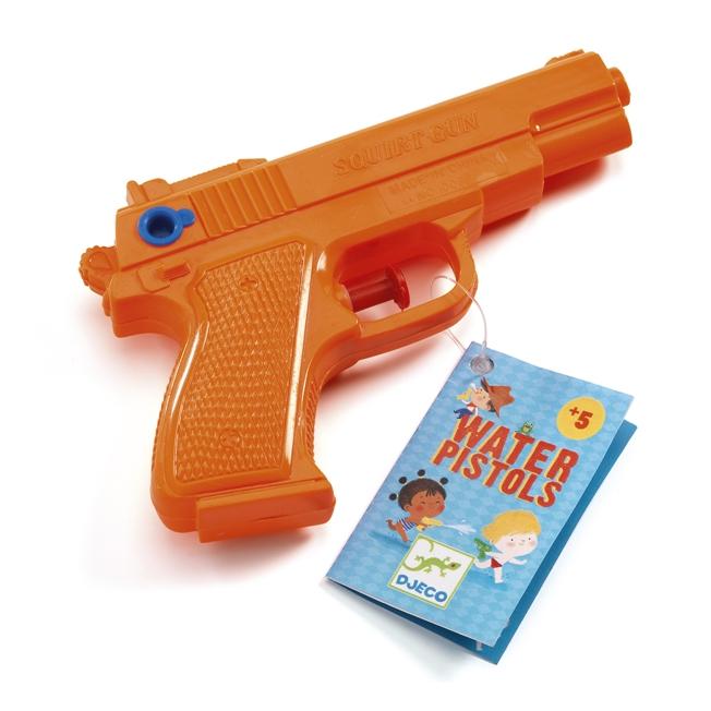 Célzójáték - Vízipisztoly - Water Pistol - 0