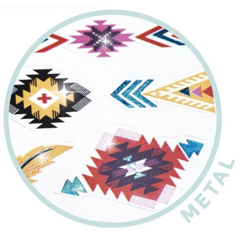 Mini matrica - Vadnyugati stílus - Western style - 1