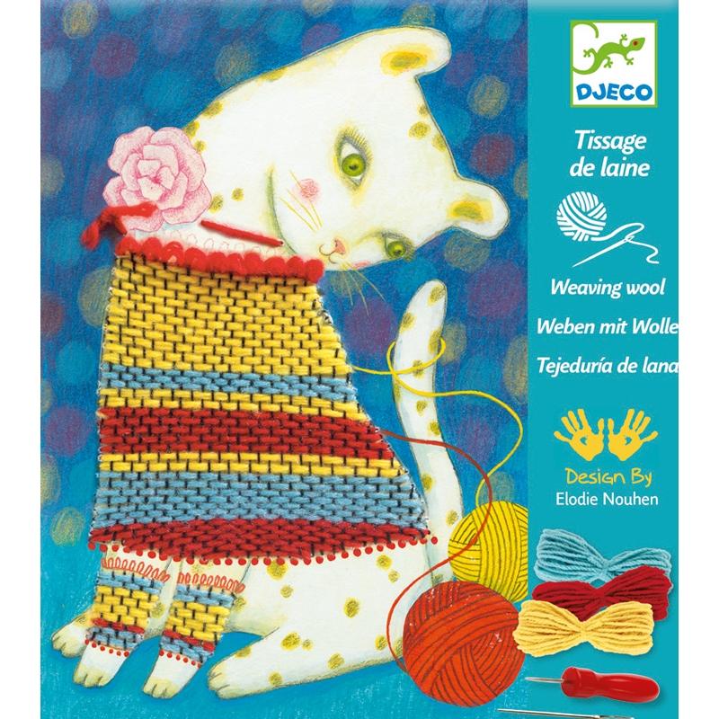 Varrás és hímzés - Gyapjúszövő - Woolly jumper - 0