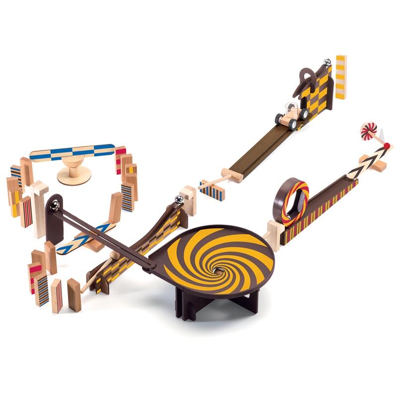 Építőjáték - Sokasodó - 45 db - Zig & Go  - 2